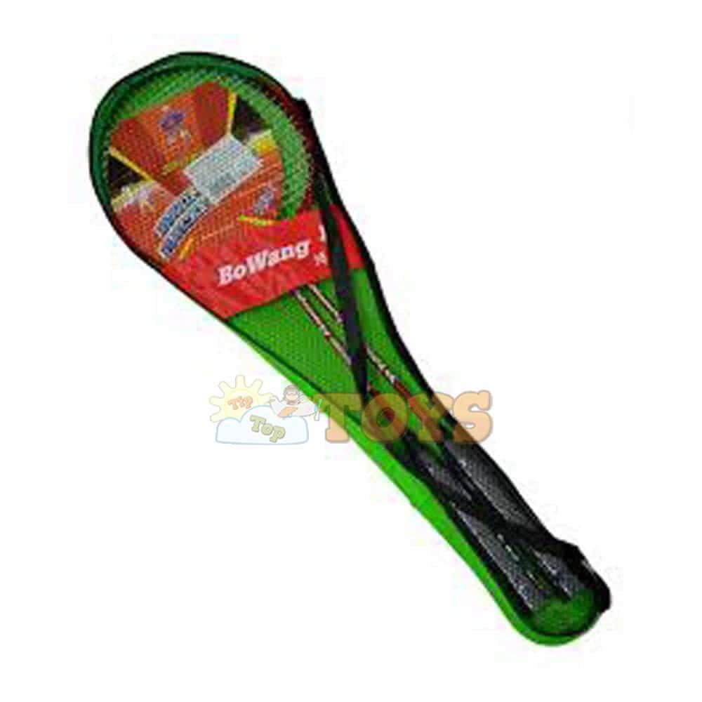 Set 2 rachete badminton Sport Badminton Racket multicolor