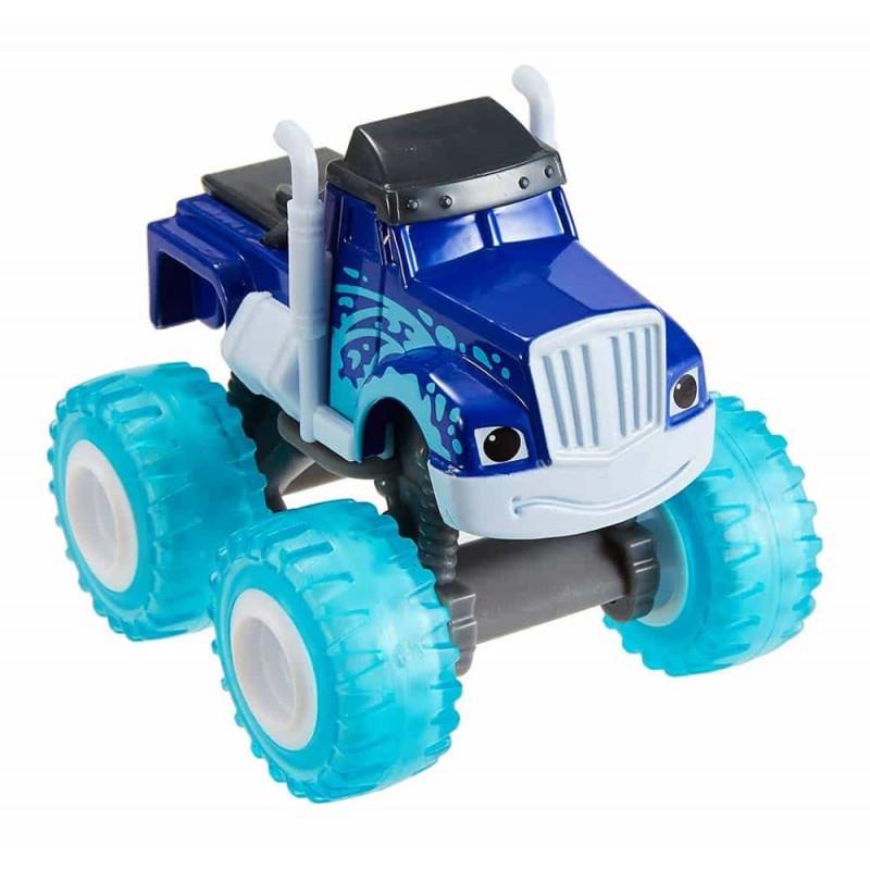 Mașinuță Crusher Blaze and the Monster Machines Water Rider GGW64