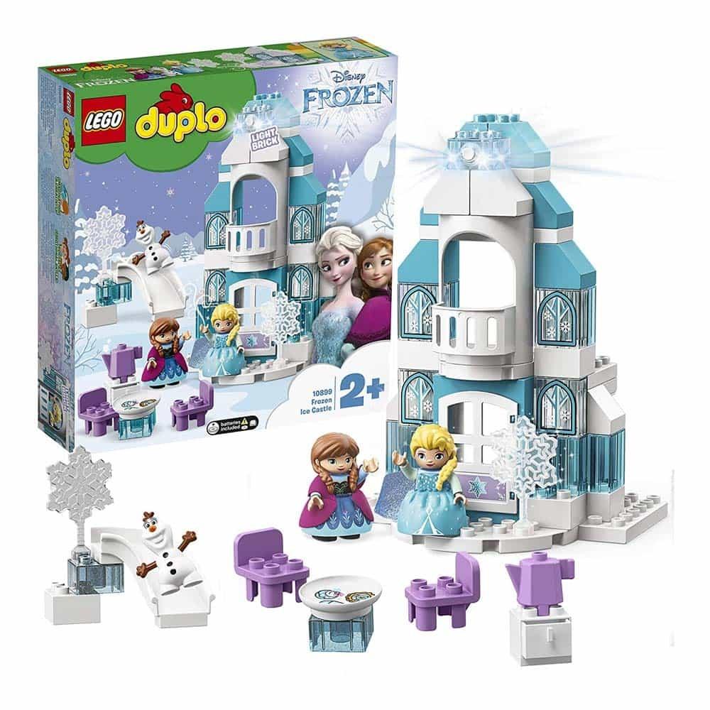 LEGO® DUPLO Princess Castelul din regatul de gheață 10899 59 piese