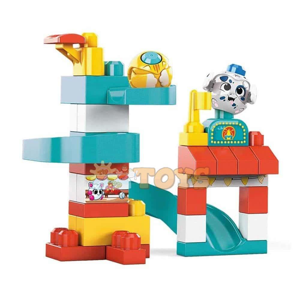 Mega Bloks Cuburi construcții Parcul de distracție GKX70 Mattel