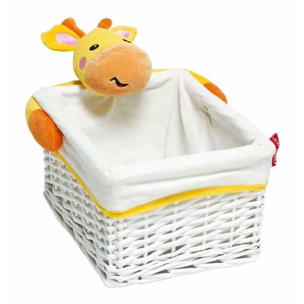Fisher-Price Coș pentru accesorii bebeluși Girafă FP10076 28x22x16