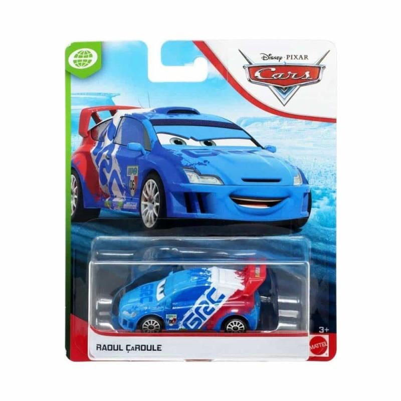 Cars 3 Mașinuță metalică Cars  Raul Caroule GBV52 Disney Mattel