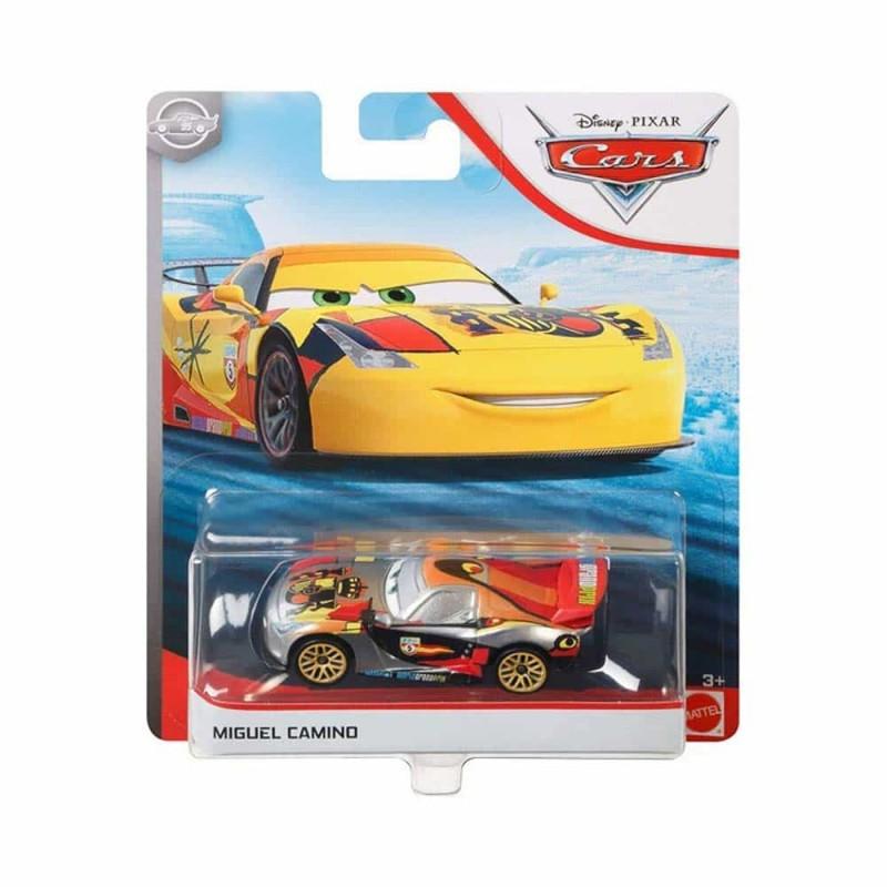 Cars 3 Mașinuță metalică Cars  Miguel Camino GKB06 Disney Mattel