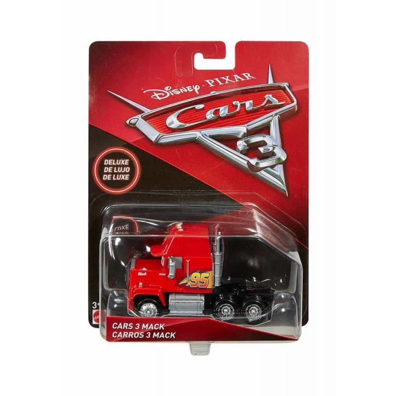 Cars 3 Mașinuță metalică Cars Deluxe Mack FCX78 Disney Mattel