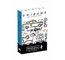 Waddingtons Cărți de joc Friends - cărți de joc poker 35866 Number 1