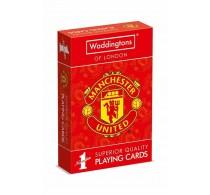Waddingtons Cărți de joc Manchester United - cărți de joc poker 31707