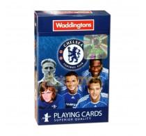 Waddingtons Cărți de joc Chelsea - cărți de joc poker 9317 Number 1