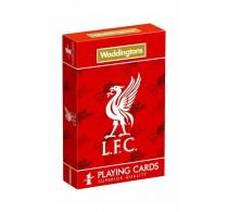 Waddingtons Cărți de joc Liverpool FC cărți de joc poker 9324 Number 1