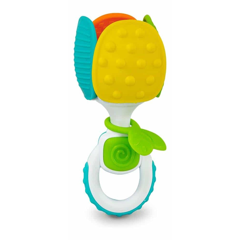 Clementoni Baby Jucărie zornăitoare Floare înflorită 17326