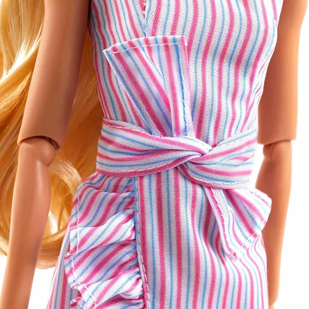 Păpușă Barbie Signature Tiny Wishes Prima mea Barbie 2020 GNC35