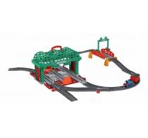 Thomas și prietenii Set de joacă Stația Knapford - Gara GHK74 Mattel