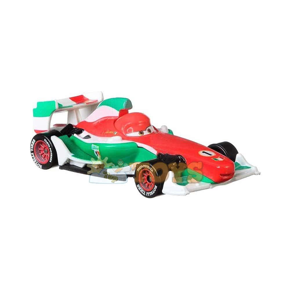 Cars 3 Mașinuță metalică Cars Francesco Bernoulli FLM10 Mattel