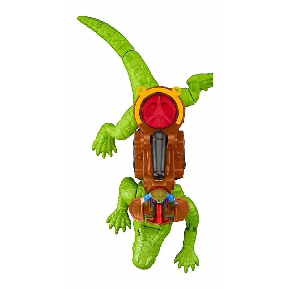 imaginext Crocodil care se plimbă și căpitanul Hook set de joacă DHH63