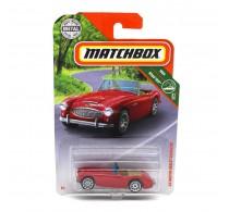 MATCHBOX Mașinuță Road-Trip 63 Austin Healey Roadster FHJ64