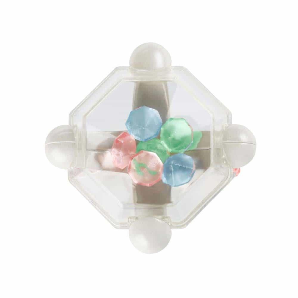 Fisher-Price Zornăitoare pentru bebe formă Inel cu diamant GJD35