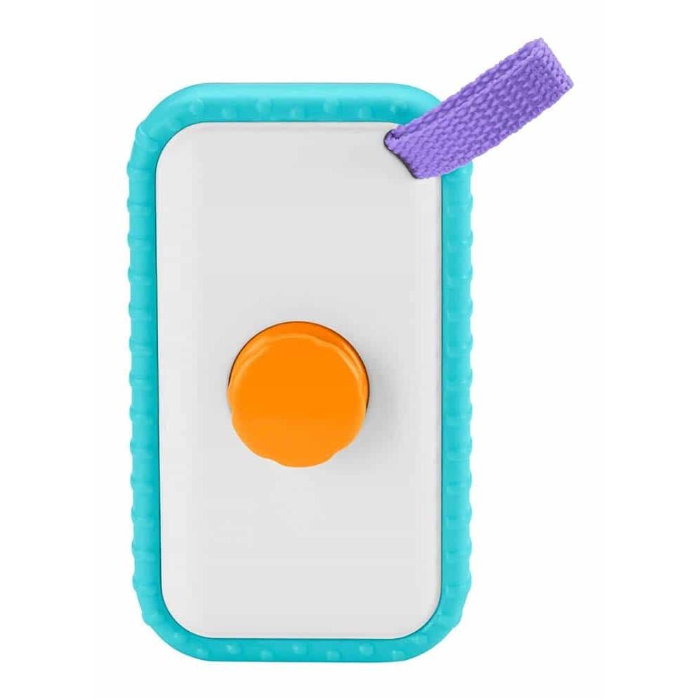 Fisher-Price Telefon Selfie Fun Phone jucărie zornăitoare GJD46 Mattel