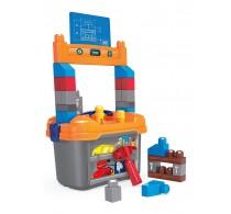 Mega Bloks Prima mea masă de priectare pentru construcții GNT92
