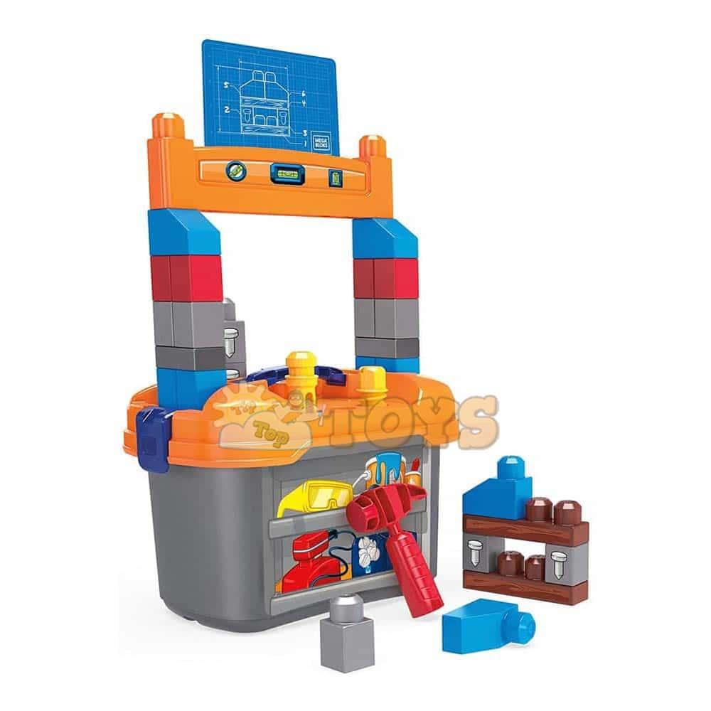 Mega Bloks Prima mea masă de proiectare pentru construcții GNT92