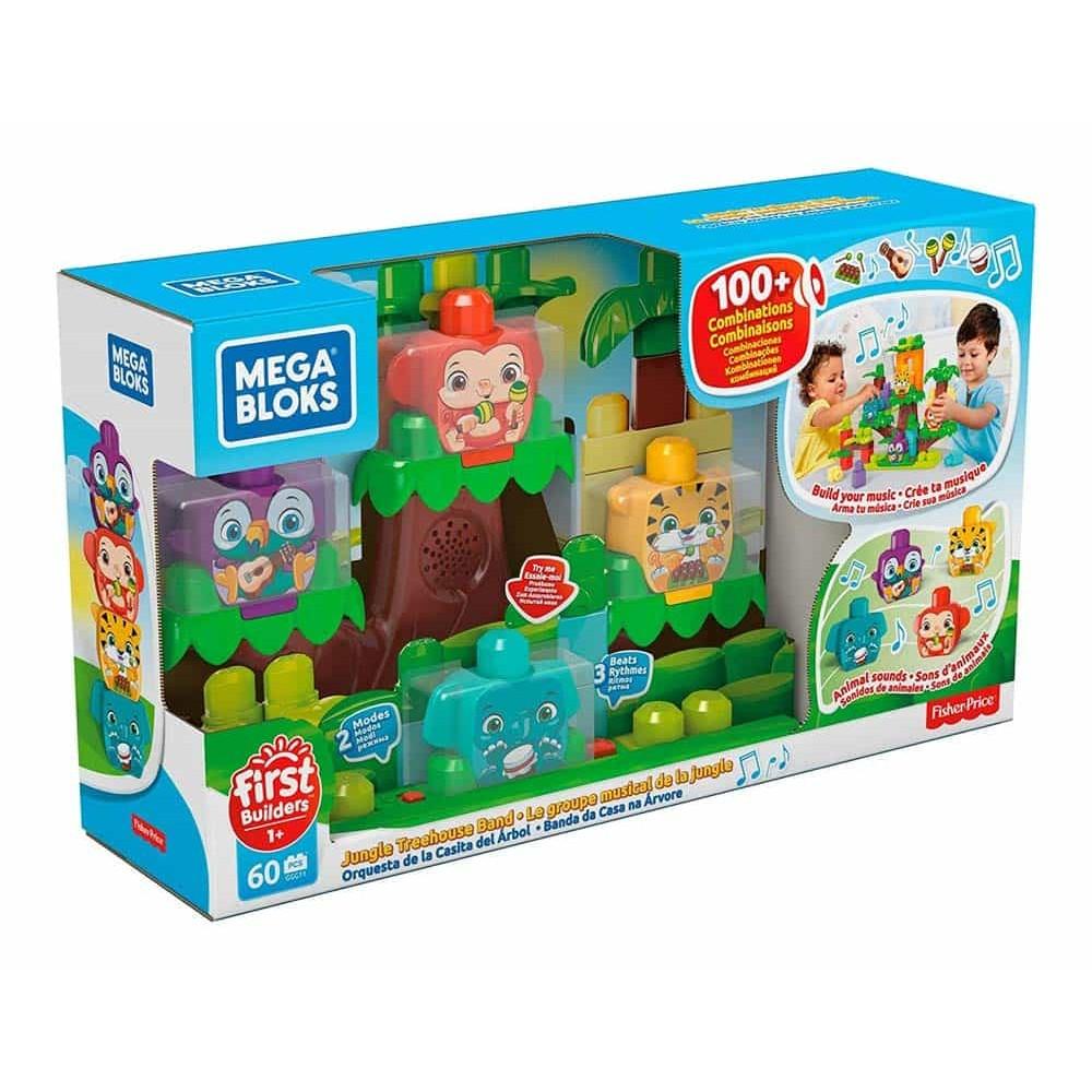 Mega Bloks Guck-Guck Set de joacă Lumea subacvatică GNW64