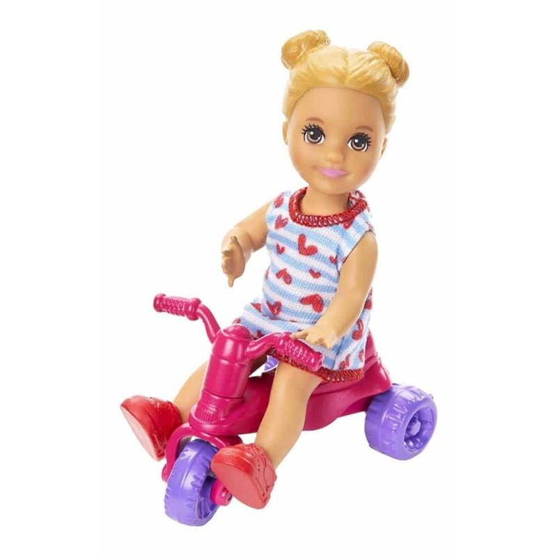 Set de joacă Barbie Family Skipper Mămică și bebeluș GHV87 Mattel