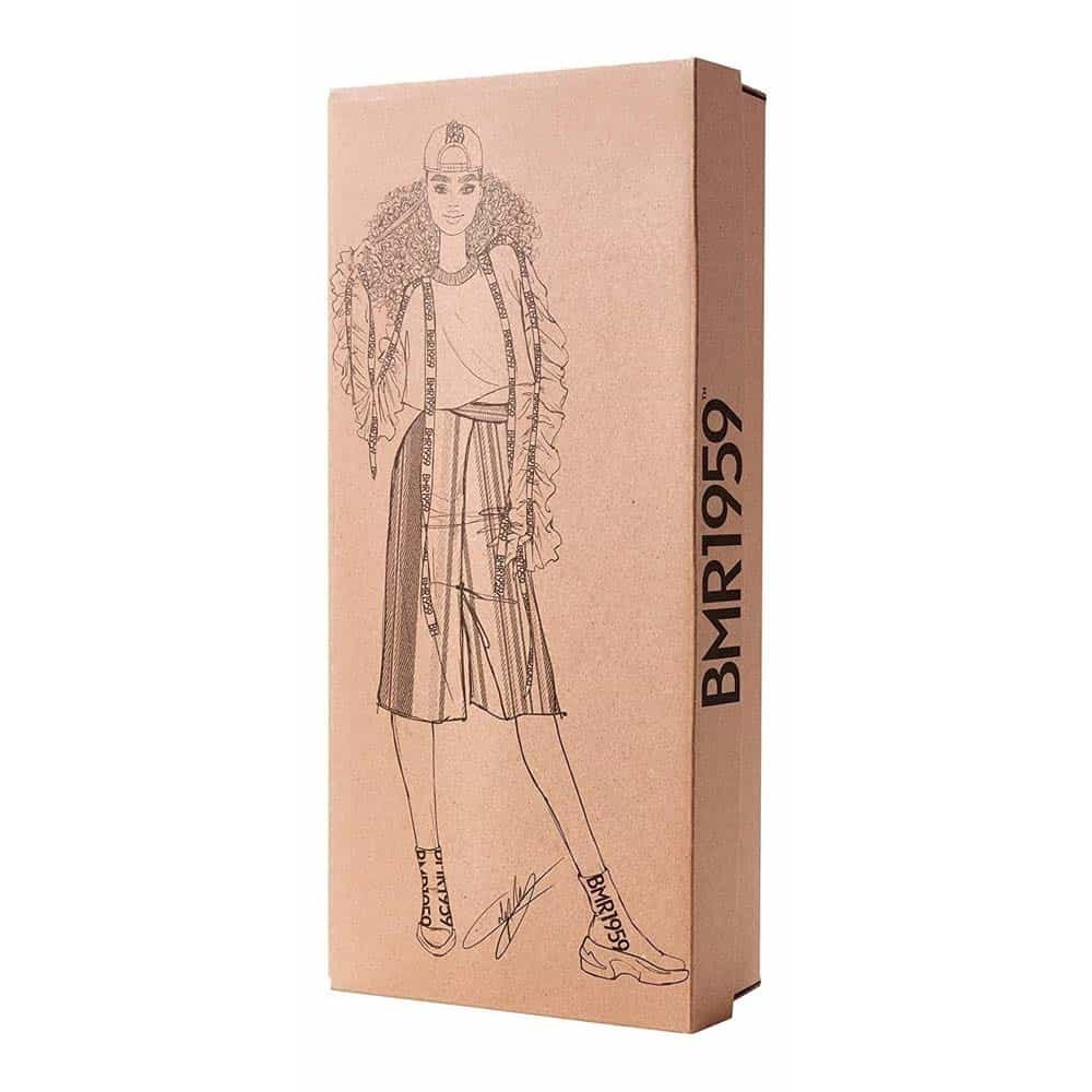 Păpușă Barbie Signature BMR1959 de colecție păr blond ondulat GHT92
