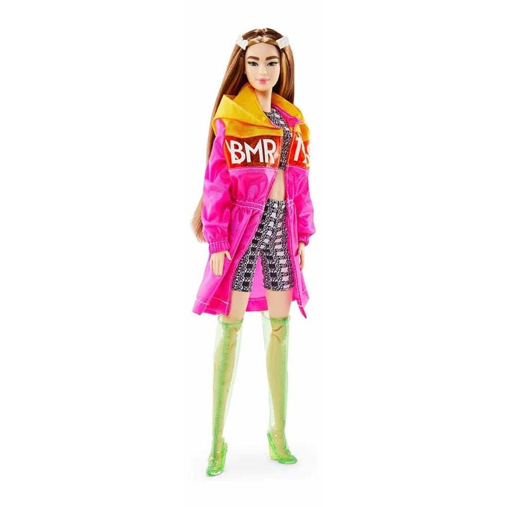 Păpușă Barbie Signature BMR1959 de colecție păr lung șaten GNC47
