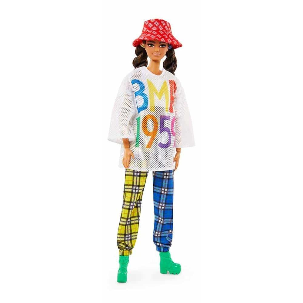 Păpușă Barbie Signature BMR1959 de colecție cu pălărie GNC48 Mattel