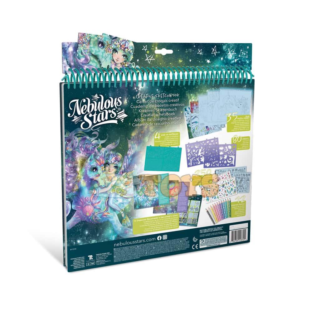 Nebulous Stars Creative Sketchbook 11372 Set creativ Sketchbook
