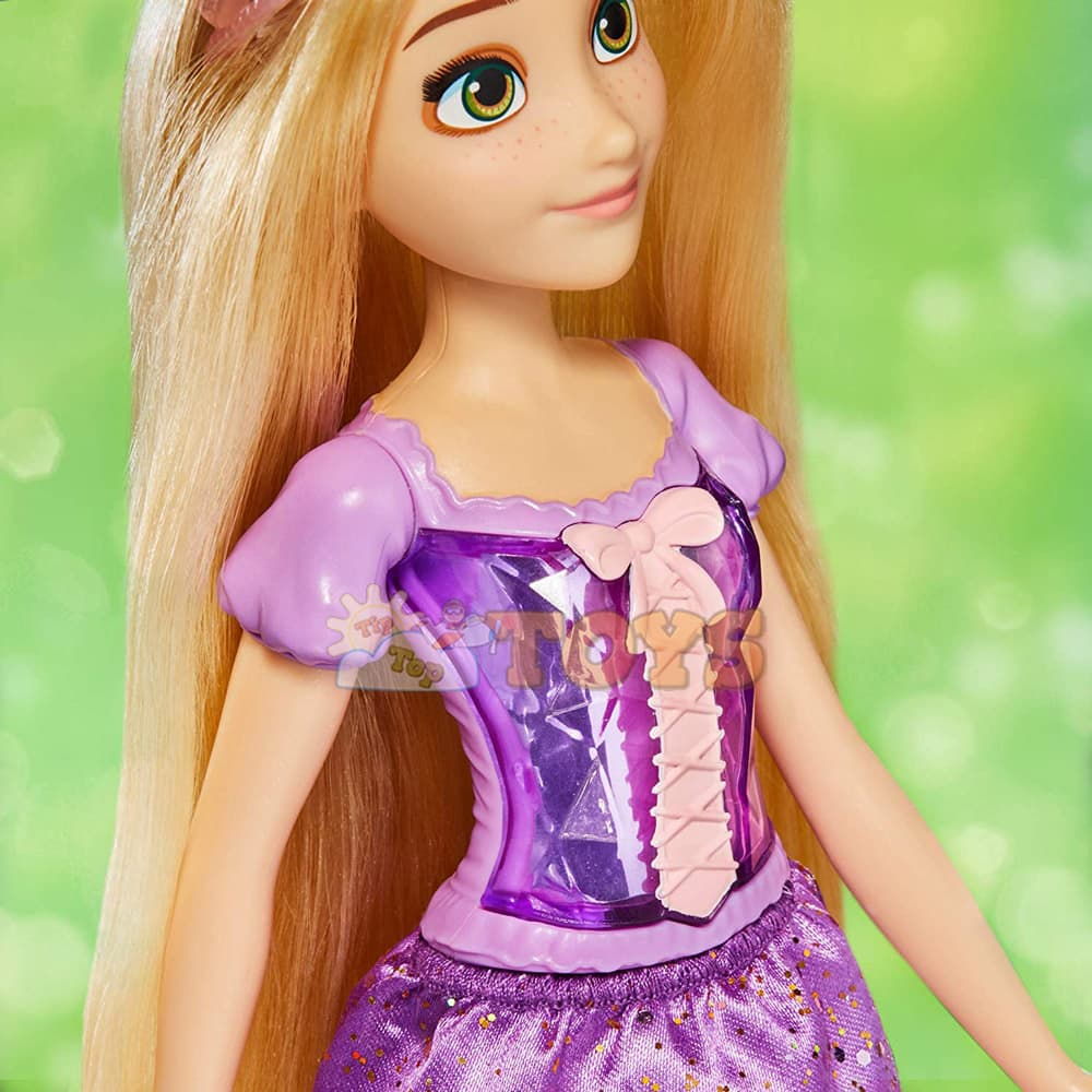 Păpușă Răpunzel Disney Princess - Prințesa strălucitoare F0896 Hasbro