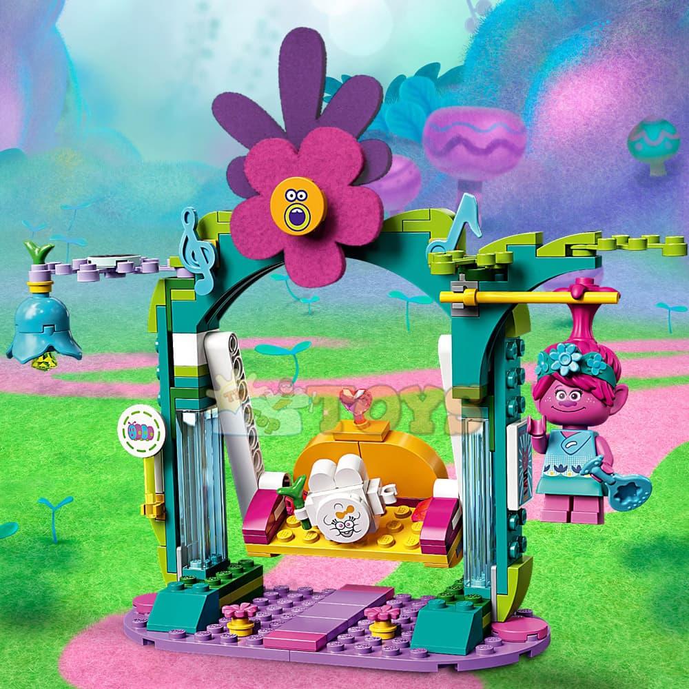 LEGO® Trolls World Tour Autobuzul curcubeu 41256 - 395 piese
