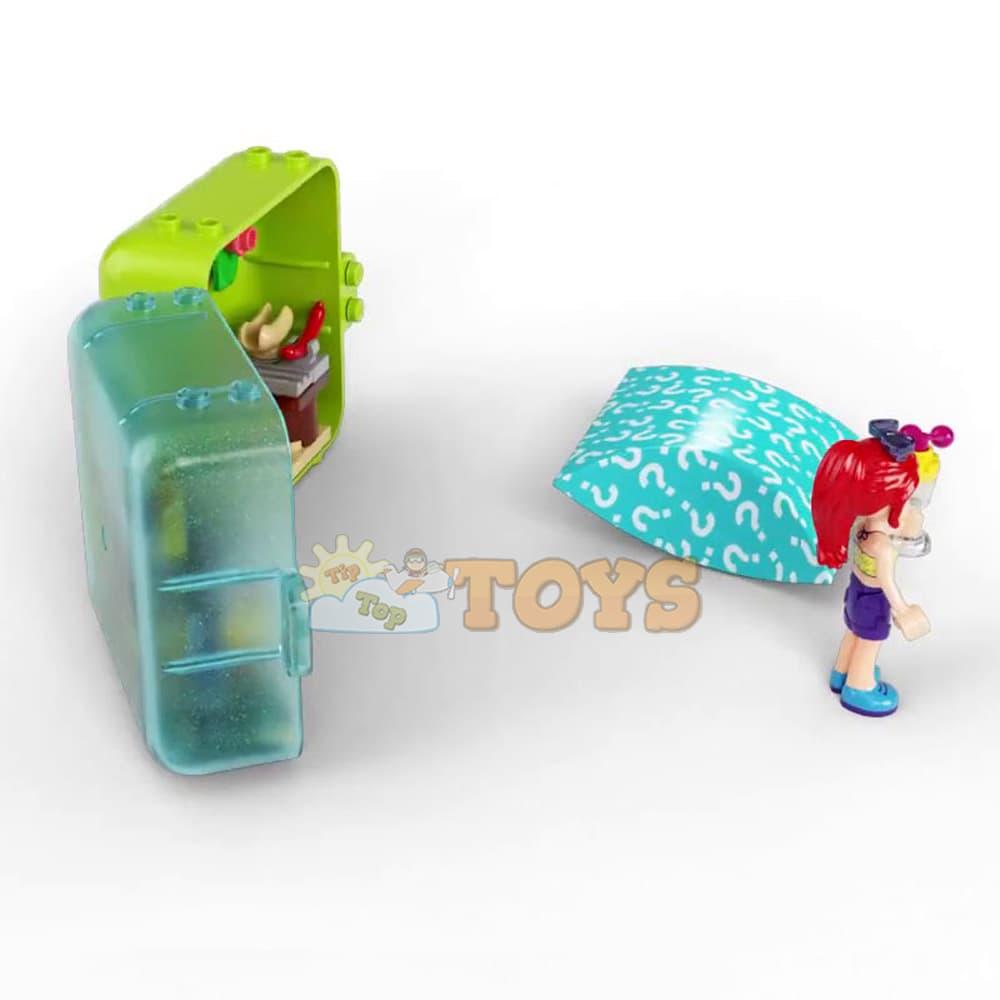 LEGO® Friends Cubul jucăuș de vară al Miei 41413 - 50 piese