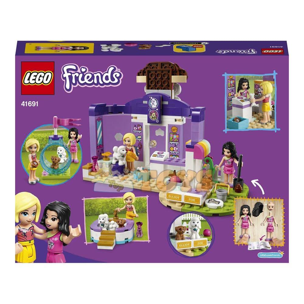 LEGO® Friends Centrul de zi pentru căței 41691 - 221 piese