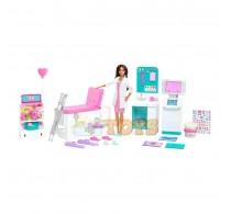 Set de joacă Barbie Clinică mobilă You Can Be Anything GTN61 Mattel